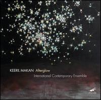Keeril Makan: Afterglow - Cory Smythe (piano); Eric Lamb (flute); Erik Carlson (violin); International Contemporary Ensemble;...