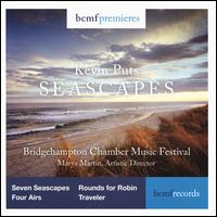Kevin Puts: Seascapes - Amy Schwartz Moretti (violin); Anthony Marwood (violin); Choong-Jin Chang (viola); Clive Greensmith (cello);...
