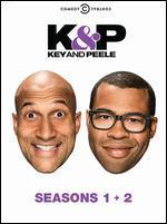Key & Peele: Seasons 1 & 2 [4 Discs]