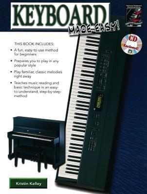 Keyboard Made Easy: Book & CD - Alfred Publishing (Editor)