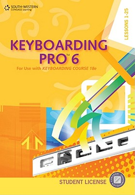 Keyboarding Pro 6, Student License (with User Guide ) - Vanhuss, Susie