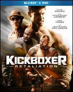 Kickboxer: Retaliation [Blu-ray/DVD]