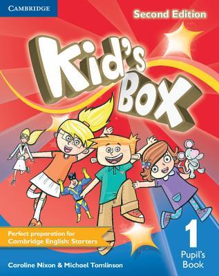 Kid's Box Level 1 Pupil's Book - Nixon, Caroline, and Tomlinson, Michael