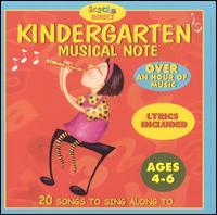 Kindergarten Musical Note - Various Artists