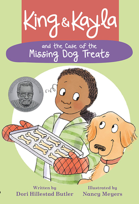 King & Kayla and the Case of the Missing Dog Treats - Butler, Dori Hillestad