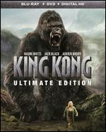 King Kong [Ultimate Edition] [Blu-ray/DVD] [3 Discs] - Peter Jackson