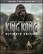 King Kong [Ultimate Edition] [Blu-ray/DVD] [3 Discs] - Peter Jackson