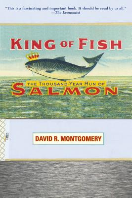 King of Fish: The Thousand-Year Run of Salmon - Montgomery, David