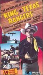King of the Texas Rangers - John English; William Witney