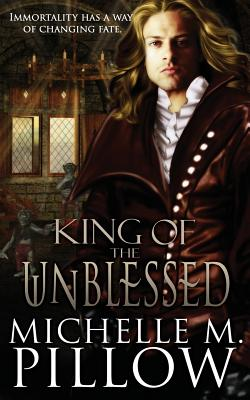King of the Unblessed - Pillow, Michelle M