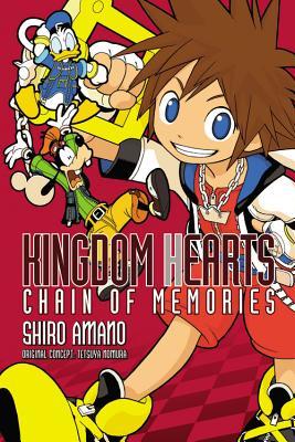 Kingdom Hearts: Chain of Memories - Amano, Shiro