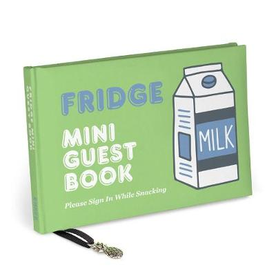 Knock Knock Fridge Mini Guest Book -
