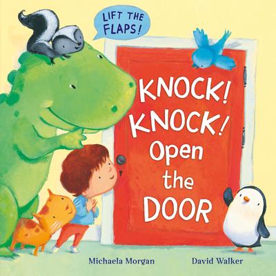 Knock! Knock! Open the Door - Morgan, Michaela