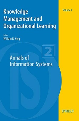 Knowledge Management and Organizational Learning - King, William R (Editor)