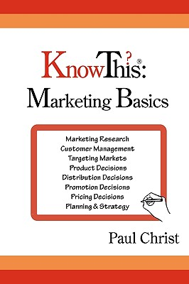 Knowthis: Marketing Basics - Christ, Paul