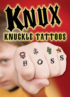 Knux -- Knuckle Tattoos for Boys - Dover
