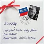 Kodály: Orchestral Works; Háry János