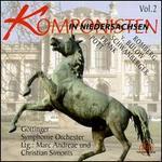 Komponisten in Niedersachsen Vol. 2