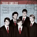Kontraste der Kirchenmusik um 1600: Gallus, Hassler, Schein