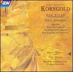 Korngold: Der Sturm; Cello Concerto