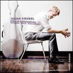 Korngold, Goldschmidt, Bloch: Cello Concertos