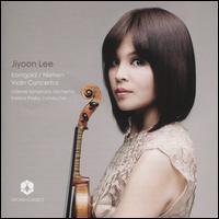 Korngold, Nielsen: Violin Concertos - Jiyoon Lee (violin); Odense Symphony Orchestra; Kristiina Poska (conductor)