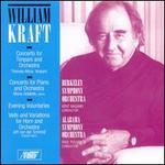 Kraft: Evening Voluntaries; Veils and Variations