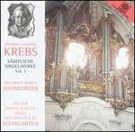 Krebs: Sämtliche Orgelwerke, Vol. 3 - Beatrice-Maria Weinberger (organ)