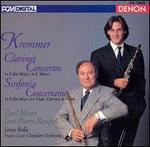Krommer: Clarinet Concertos; Sinfonia Concertante