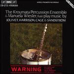 Kroumata Percussion Ensemble & Manuela Wiesler