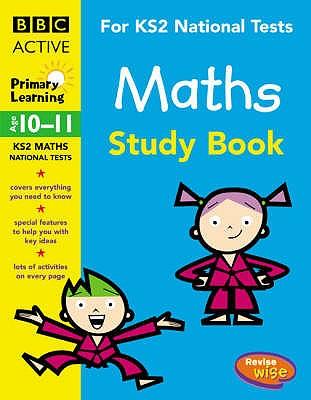 KS2 REVISEWISE MATHS STUDY BOOK -