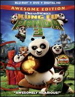 Kung Fu Panda 3 [Includes Digital Copy] [Blu-ray/DVD]