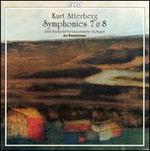 Kurt Atterburg: Symphonies Nos. 7 & 8