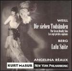 Kurt Weill: Die sieben Todsünden; Berg: Lulu Suite