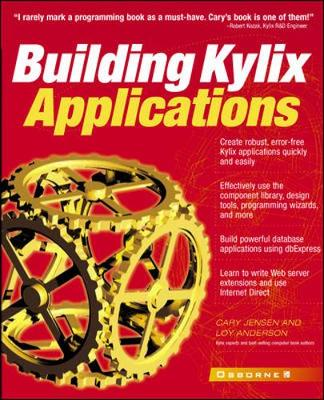 Kylix Developer's Guide - Jensen, Cary, and Anderson, Loy
