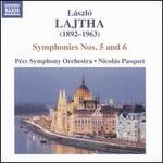 László Lajtha: Symphonies Nos. 5 and 6