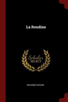 La Rondine - Puccini, Giacomo