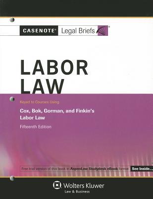 Labor Law - Aspen Publishers (Creator)
