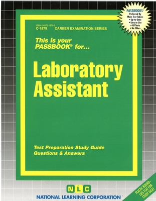 Laboratory Assistant - Rudman, Jack