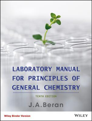 Laboratory Manual For Principles Of General Chemistry Book By Jo