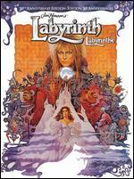 Labyrinth [30th Anniversary Edition] [Bilingual] [Blu-ray]