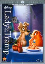 Lady and the Tramp [Diamond Edition] [2 Discs] [DVD/Blu-ray] - Clyde Geronimi; Hamilton Luske; Wilfred Jackson