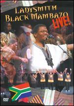 Ladysmith Black Mambazo: Live!