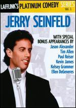 Lafflink's Platinum Comedy Series, Vol. 1: Jerry Seinfeld