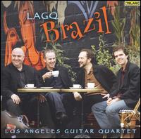 Lagq Brazil - Los Angeles Guitar Quartet