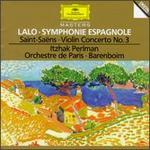 Lalo: Symphonie Espagnole; Saint-Sa?ns: Violin Concerto No. 3