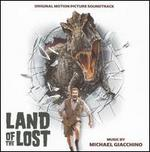Land of the Lost [Original Motion Picture Soundtrack] - Michael Giacchino
