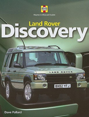 Land Rover Discovery - Pollard, Dave