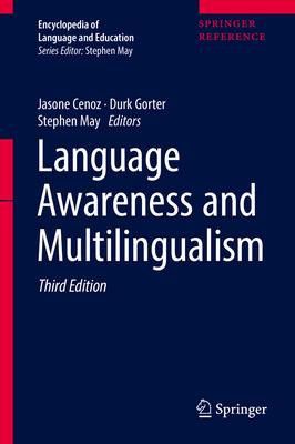 Language Awareness and Multilingualism - Cenoz, Jasone, Dr. (Editor)
