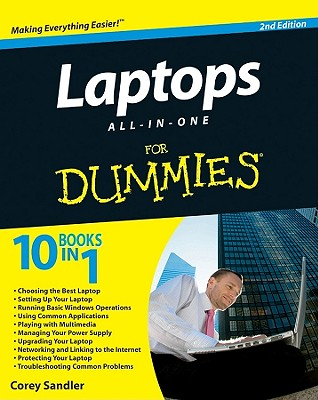 Laptops All-In-One for Dummies - Sandler, Corey